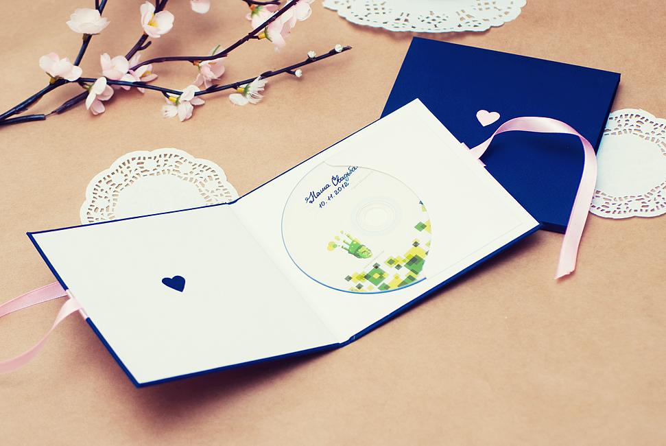 Упаковки дисков своими руками